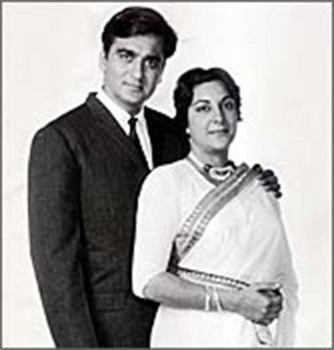 sunil dutt and nargis wedding sunil dutt was a very brave man rediff com movies