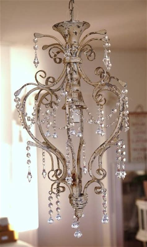 best 20 shabby chic chandelier ideas on pinterest