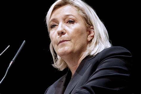 marine le pen front national leader marine le pen on andrew marr show