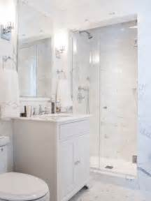 All White Bathroom Ideas by Small White Bathroom Houzz
