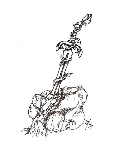 sword in the stone tattoo designs best 25 ideas on ruby