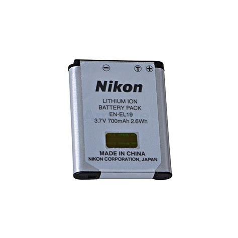 Nikon En El19 buy nikon en el19 enel19 battery for nikon coolpix s3100