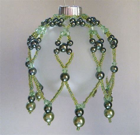beaded ornaments patterns 1305 best beading images on beaded