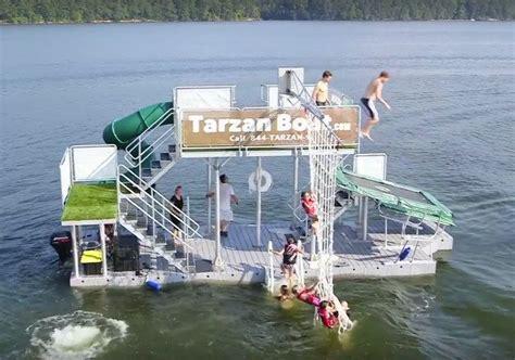 25 best ideas about floating dock on pinterest dock - Tarzan Boat Table Rock Lake