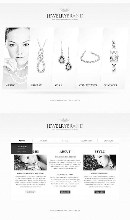 splash pages templates images