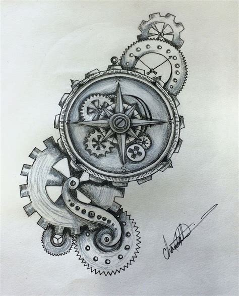 42 best compass images on pinterest tattoo designs