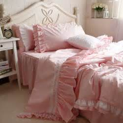 shabby pink bedding in vintage light pink bedding