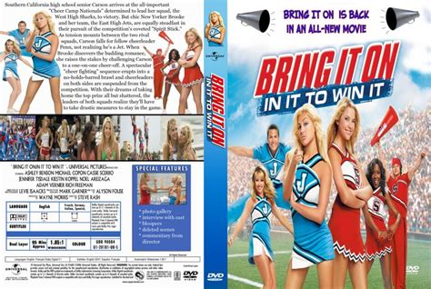 Dvd Bring It On bring it on 4 in it to win it dvd custom covers bring it on 4 v1 dvd covers
