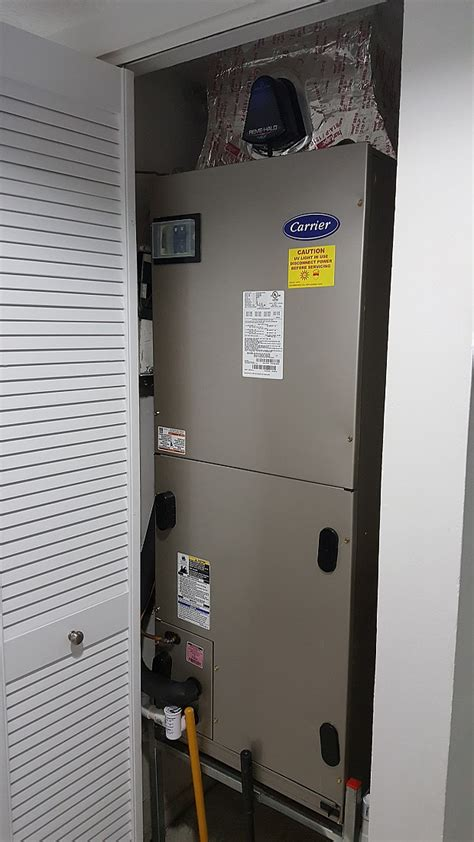 Water Heater And Air Handler Replacement For Our Condo Downsize   Networx