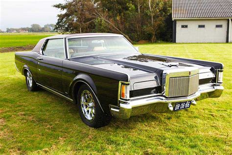1970 ford lincoln continental lincoln continental iii 1970 ccc