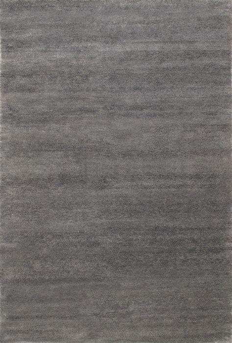 grey silk rug rugsville tibetan plain textured wool silk 13151 rug grey rugsville