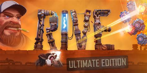 rive ultimate edition nintendo switch  software