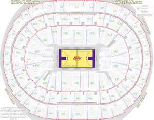 staples center seating query realgm