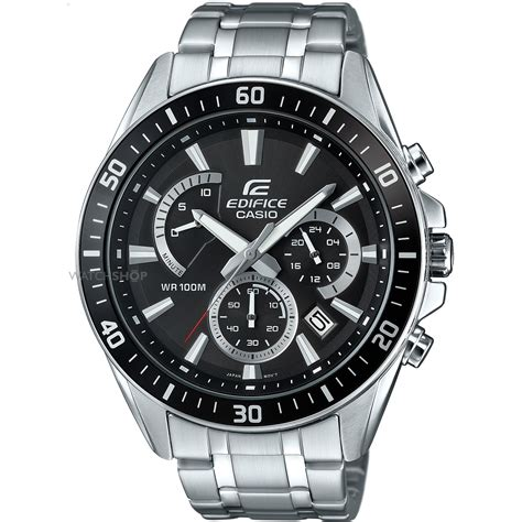 Casio Edifice Efa 100 By I2y Store s casio edifice chronograph efr 552d 1avuef