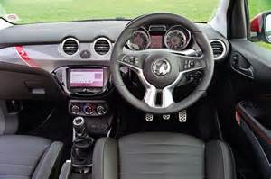 Vauxhall Adam Inside Vauxhall Adam Grand Slam Vs Vw Polo Bluegt Pictures
