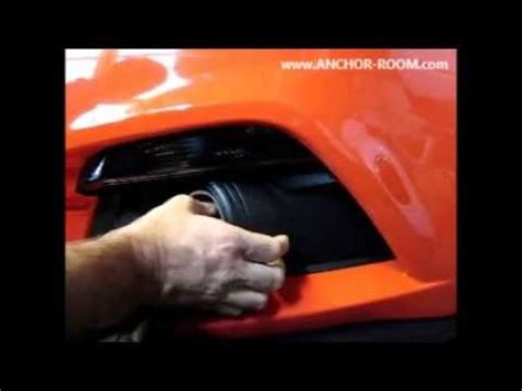 light tint installation 2015 2017 mustang fog light vinyl tint installation