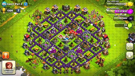 best clash of clans town hall 8 farming best town hall 8 farming base 2014 www pixshark com