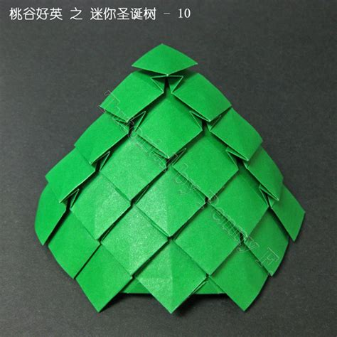 Fold Origami Tree - papercraftsquare new paper craft how to fold an