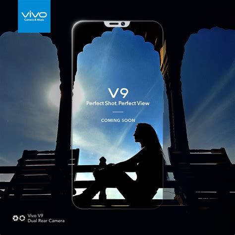 Vivo V9 vivo v9 oppo f7 smartphones coming with iphone x like