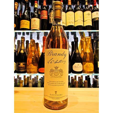 vendita  brandy antinori shop   brandy