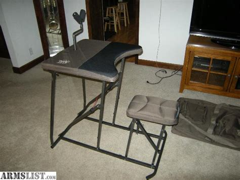timber ridge shooting bench armslist for sale shooting bench