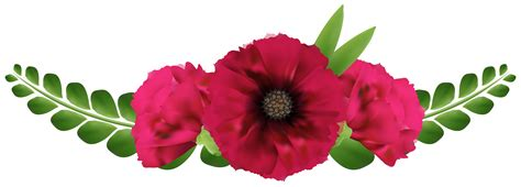 beautiful flowers image red flower clipart beautiful flower pencil and in color
