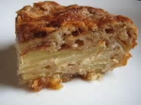easy apple cake recipe dishmaps