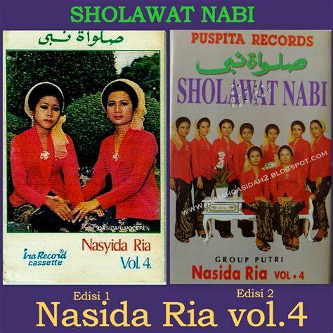 lagu nasida ria  mp kumpulan lirik lagu qasidah mp offline terbaru lagu qasidah modern