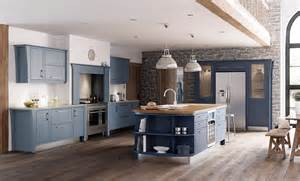 Homes And Interiors by Kensington Painted Kitchen Country Days