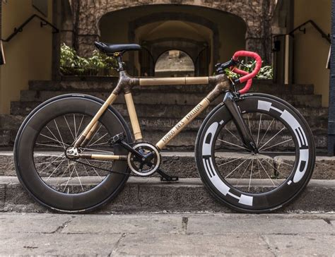 best fixed gear frame sustainable bamboo bikes fixed gear bike