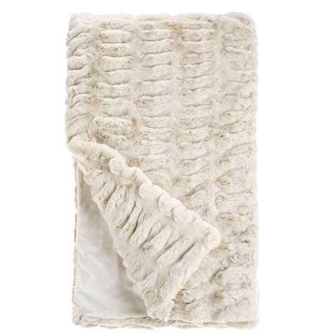 78 best images about faux fur decor products on pinterest ivory mink faux fur throw blanket throws pillow