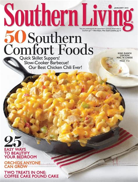 Best Southern Comfort Food Recipes by 10 Best Images About Food Drink Magazines On Clean Growing Up And Southern