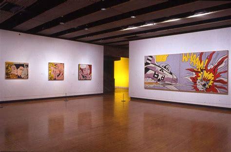 lichtenstein bank 2004roy lichtensteinhayward gallery south bank