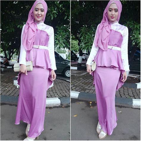 Baju Muslim Remaja Buat Lebaran 20 model baju muslim jaman sekarang anak muda 2017