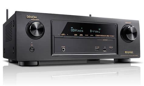Denon Avr X2200w A V Receiver denon avr x1200w avr x2200w a v receivers ecoustics