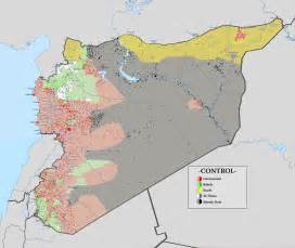 Syria Civil War Map by Who Is Fighting Whom In Syria Nat Geo Education Blog