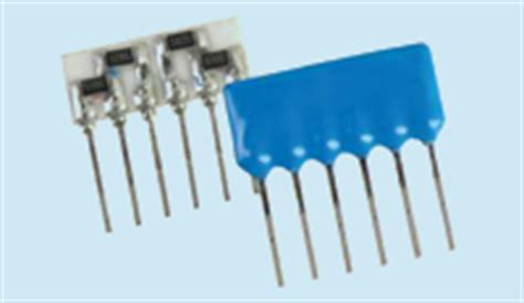 high precision resistor network resistor networks and voltage dividers 187 intron resistors