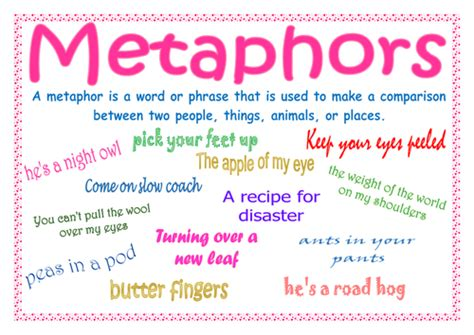 biography definition ks2 metaphors definition and exles by lynellie teaching