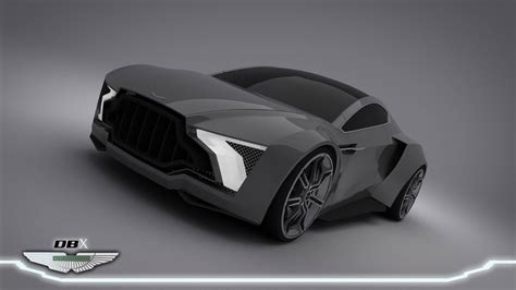 concept aston aston martin dbx concept car body design