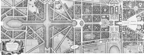 Le Petit Trianon Floor Plans by Versailles Park