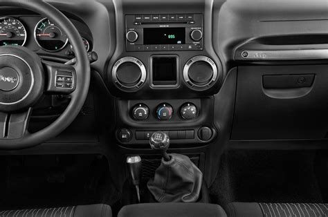 new jeep wrangler interior driven 2012 jeep wrangler rubicon automobile magazine