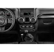 2014 Jeep Wrangler Instrument Panel Interior Photo