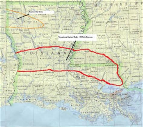 louisiana formation map tuscaloosa marine shale tuscaloosa marine shale map