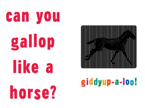 gallop a scanimation picture book gallop 171 scanimation books