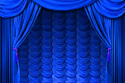 backdrop curtains blue curtain backdrop decorate the house with beautiful