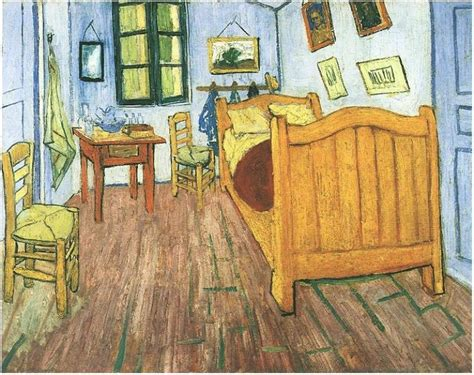 the bedroom van gogh vincent van gogh famous paintings and artwork of vincent