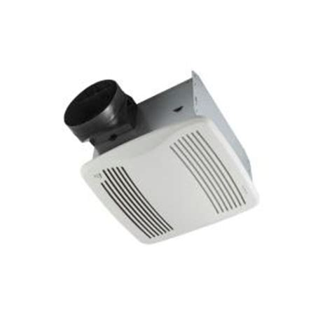 bathroom exhaust fan with humidity sensor nutone qtx series very quiet 110 cfm ceiling humidity