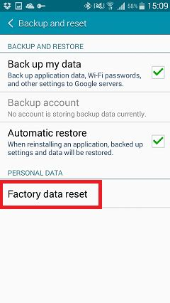 format factory recovery how to format an android phone and tablet
