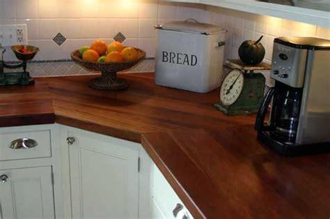 Curved Kitchen Bench
