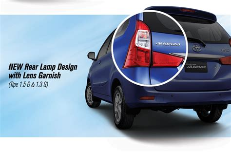 Lu Belakang Grand Avanza toyota grand avanza til lebih dinamis rent car cirebon